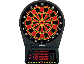 Electronic Dart Board Arachnid Cricket Pro 800 Pool