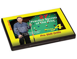 Pool Videos / DVD's and Billiard Instruction