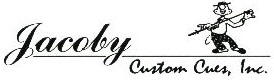 Jacoby Custom Pool Cue - Large Selection In Stock - Jacoby