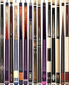 Players Pure X Pool Cues 7623c4784