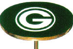 GREEN BAY PACKERS PUB TABLE