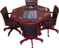 Game Tables, Bar Stools and Game Room Furniture