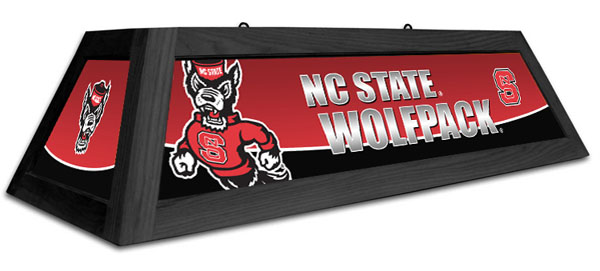 "NC State 42"" Spirit Game Table Lamp"