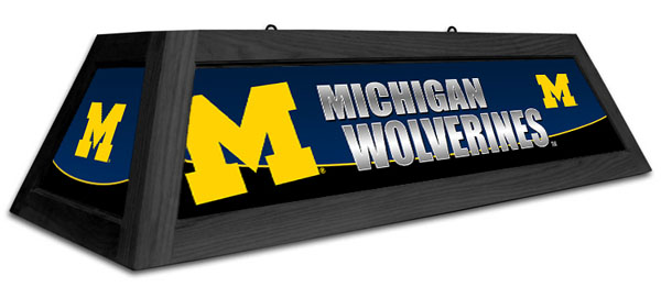 "Michigan    42"" Spirit Game Table Lamp"