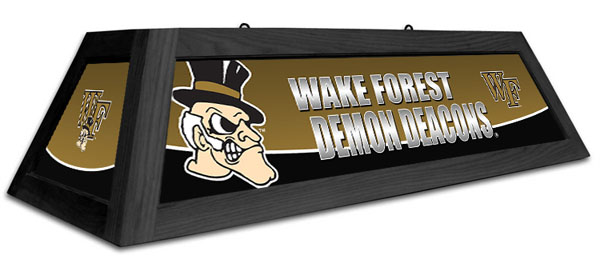 "Wake Forest 42"" Spirit Game Table Lamp"