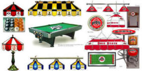 Sport Team Logo Billiard Products
