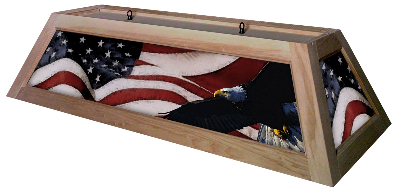 Patriot Pool Table: Pool Table Lights By Boubon Street Billiard Lighting