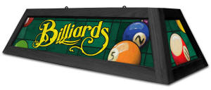 Classic Green Billiard Light